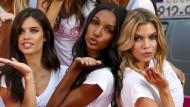 Das sind die neuen Victoria's Secret Engel