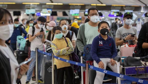Coronavirus bremst Tourismus in Deutschland