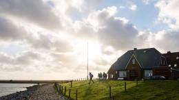 Wahlkampf an Deutschlands Nordseeküste