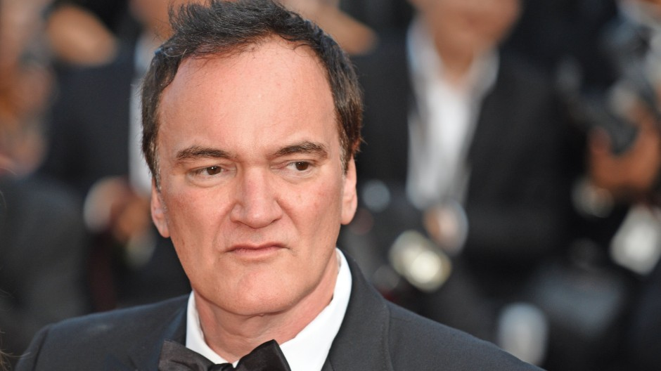 "Quentin Tarantino im Jahr 2019 in Cannes, wo ""Once Upon a Time ... in Hollywood"" uraufgeführt wurde."