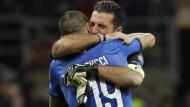 Erste Fußball-WM ohne Italien seit 60 Jahren