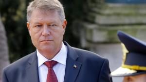 Rumänien will Beitritt zum Schengen-Raum