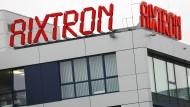 Amerika droht mit Stopp der Aixtron-Übernahme