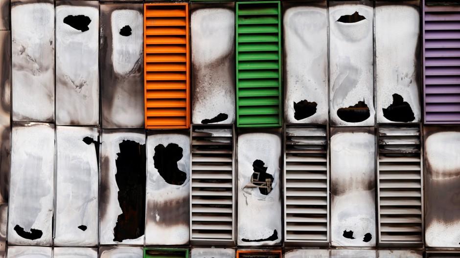 Verheerend war der Brand im OVH-Rechenzentrum im März.