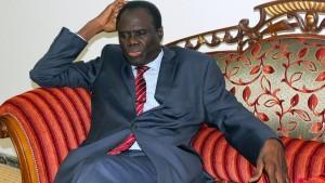 Diplomat Kafando wird Übergangspräsident