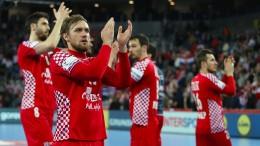Kroatien und Norwegen starten mit Siegen in die Hauptrunde