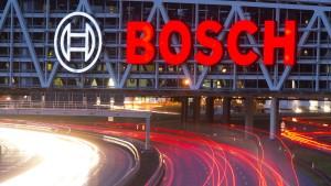 Bosch braucht neue Zünder