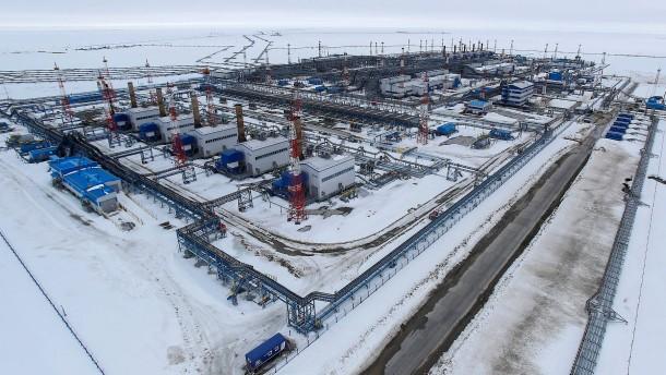 Gazprom will Gaslieferungen erhöhen