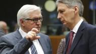 Steinmeier spricht über Sanktionen gegen Russland