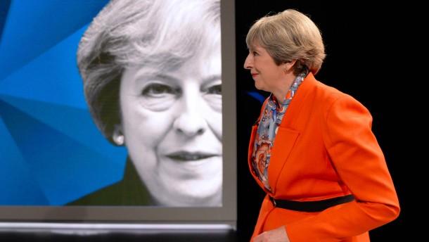 May will keine Brexit-Einigung um jeden Preis