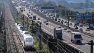 Neue Studie: Der Straßenverkehr deckt nur 36 Prozent seiner Kosten