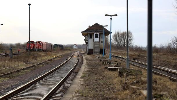 5400 Kilometer Schiene stillgelegt