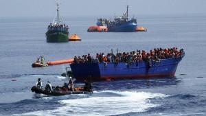 EU-Einsatz im Mittelmeer droht das Aus