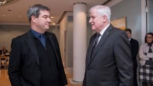 Söder spricht sich für Erneuerung der Unionsparteien aus