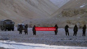 China und Indien lassen am Himalaja die Muskeln spielen