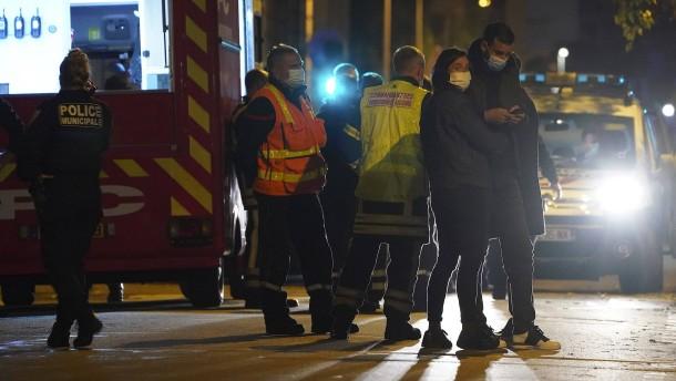 Verdächtiger nach Attacke auf Priester in Lyon festgenommen