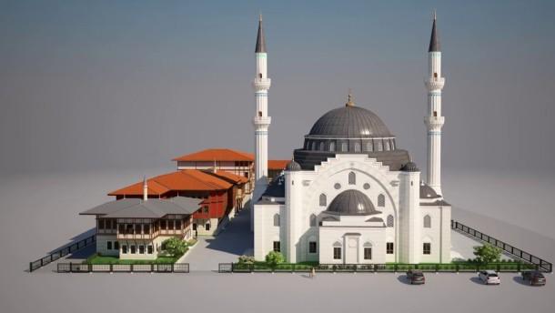 Eyyub Sultan Moschee