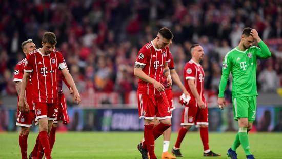 Droht den Bayern das Aus?
