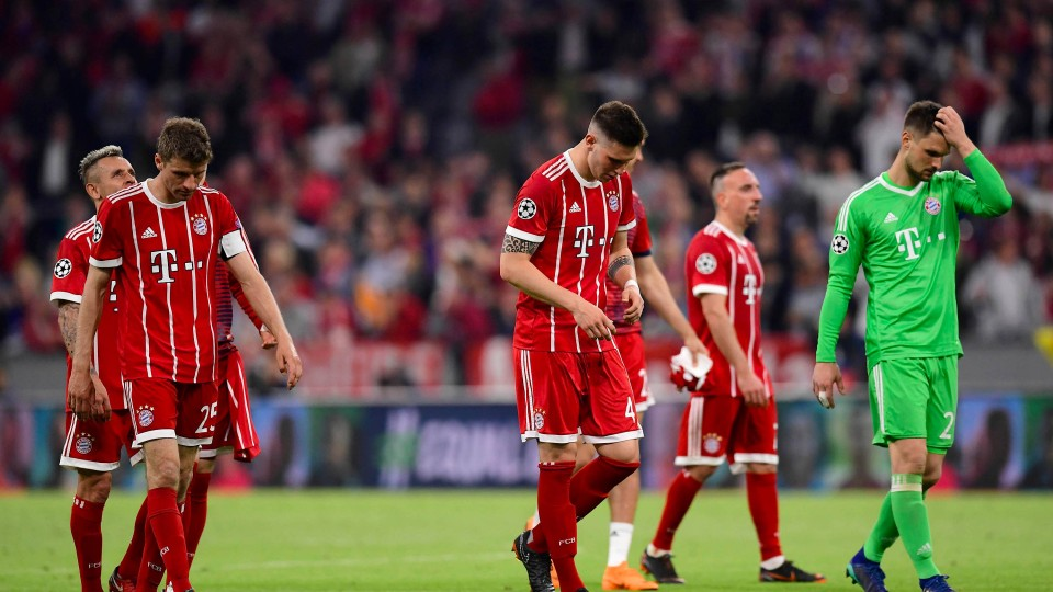 Droht Dem FC Bayern In Der Champions League Das Aus