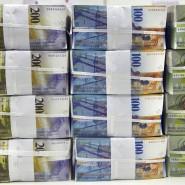 Nur Bares ist Wahres: Anleger halten Frankennoten lieber im Tresor als auf der Bank.
