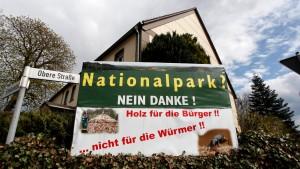 Bürger gegen Naturparks und Reservate