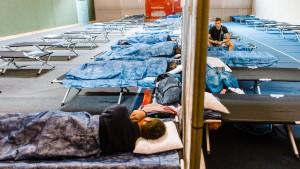 Albig: Hilfe für Flüchtlinge wichtiger als Haushaltsziele