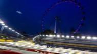 Am großen Rad drehen andere: Der Rennstall Sauber kämpft in der Formel 1 um jede Position und jeden Euro.
