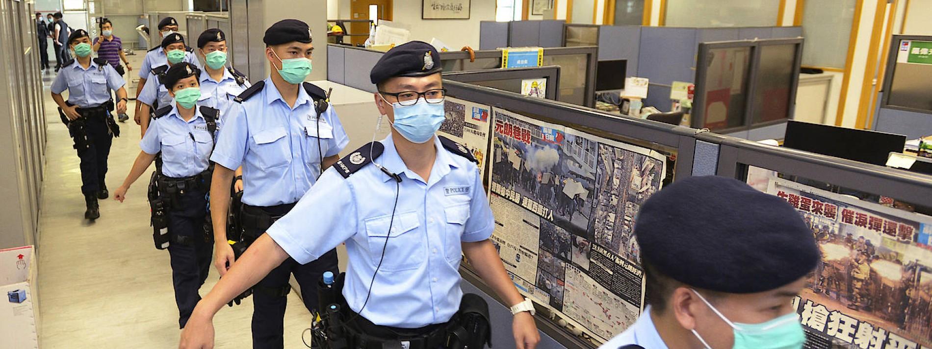 Verstummt Hongkongs kritische Stimme?
