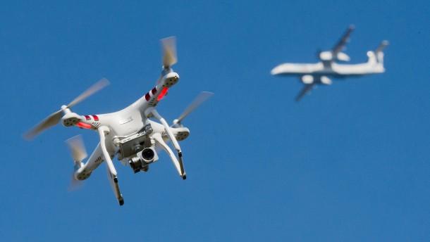 Wie sicher sind deutsche Flughäfen vor Drohnenangriffen?