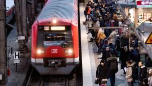 Sperrung des Hamburger Hauptbahnhofs wieder aufgehoben