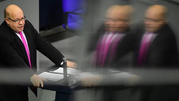 Altmaier will Verkauf von Staatsanteilen prüfen
