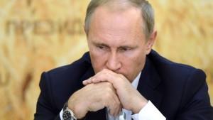 Putin hat wieder gewonnen