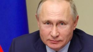 Putin will Amtszeiten des Präsidenten einschränken