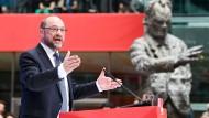 """Schulz legt mit """"Zukunftsplan"""" nach"""