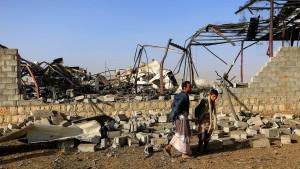 Senat stimmt für Ende der Beteiligung am Jemen-Krieg