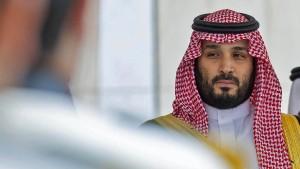 Kurzschluss in Riad