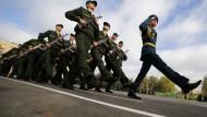 Des Kremls neue Militärdoktrin