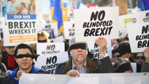 """Die """"U-Turns"""" der Brexiteers"""