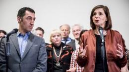 Grüne kritisieren FDP scharf wegen Verhandlungsabbruch