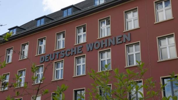 Deutsche Wohnen bestraft