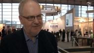 Erwin Seitz auf der Buchmesse