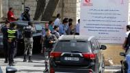 Amt Tatort in der Jordanischen Hauptstadt Amman
