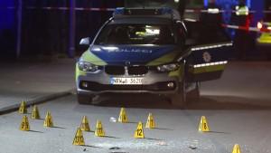 36-Jähriger schießt auf Polizisten – zwei Schwerverletzte