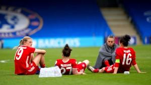 Bayern-Frauen treffen auf Lyon