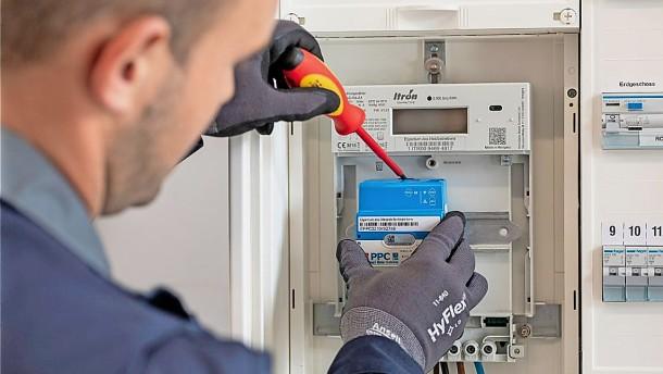 Deutschland hinkt beim digitalen Stromkasten meilenweit hinterher