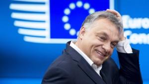 Orbán unter Druck