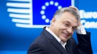 Bald allein in Europa: Viktor Orban