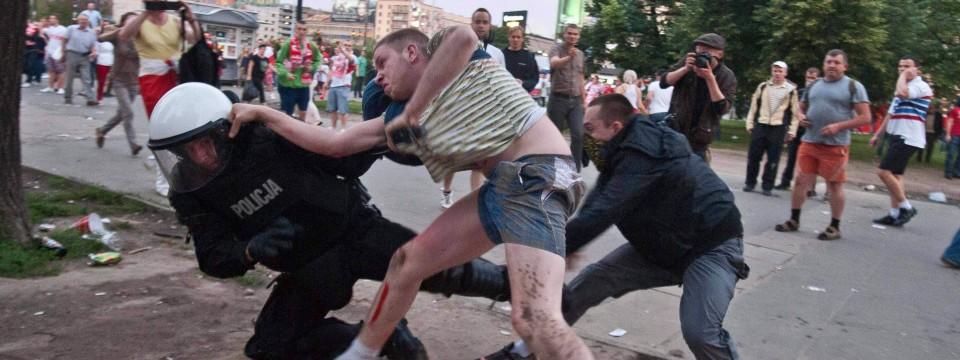 Hooligans Polen