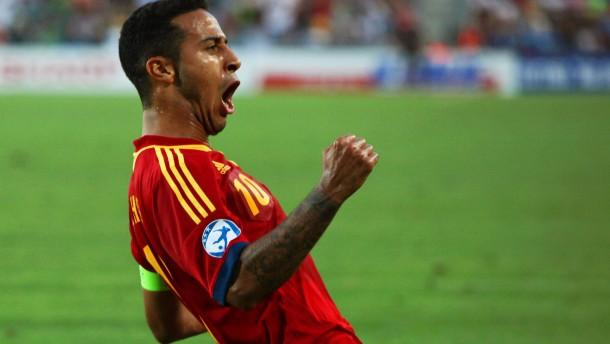 Guardiola bekommt Thiago Alcántara