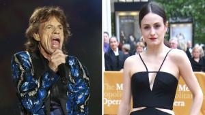 Mick Jagger ist nochmal Vater geworden